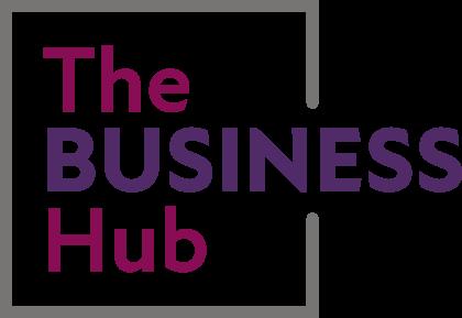 The Business Hub Cumbria logo